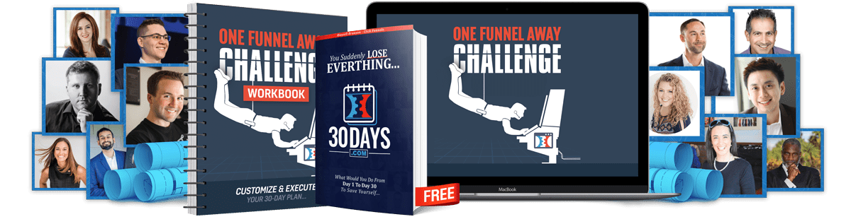 one funnel away challenge for new affiliates